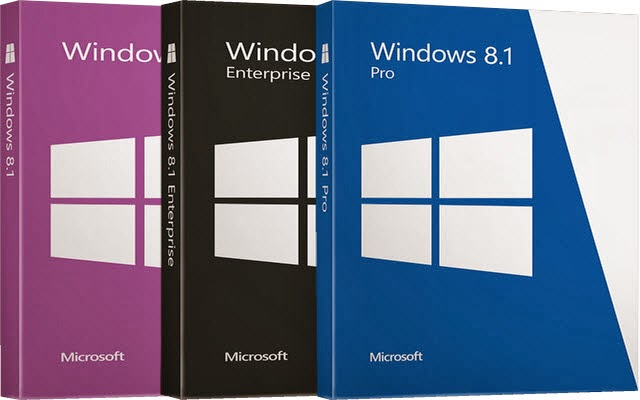 Windows 8.1-download
