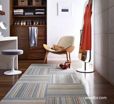 Arquitectura de casas alfombras modernas de dise os for Alfombras cuadradas