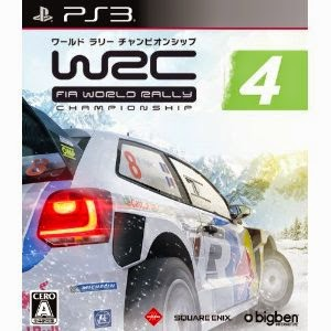 [PS3] WRC 4 FIA World Rally Championship [WRC 4 FIA ワールドラリーチャンピオンシップ] (JPN) ISO Download