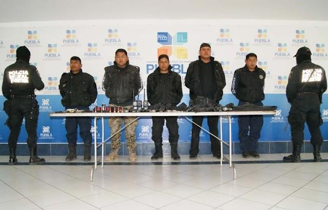 Policías municipales coludidos con delincuentes