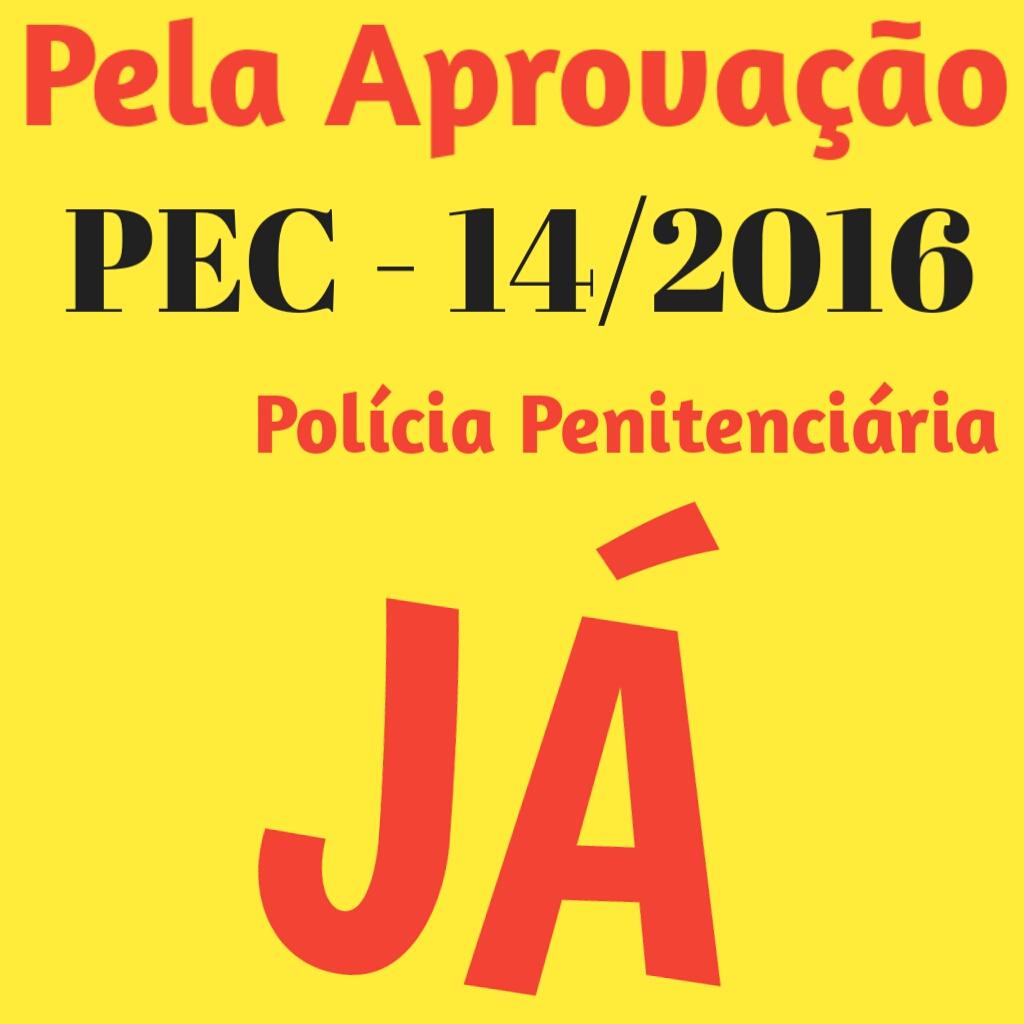 POLÍCIA PENITENCIÁRIA - PEC14/2016