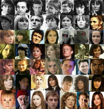 Doctor Who Companions 1963-2013