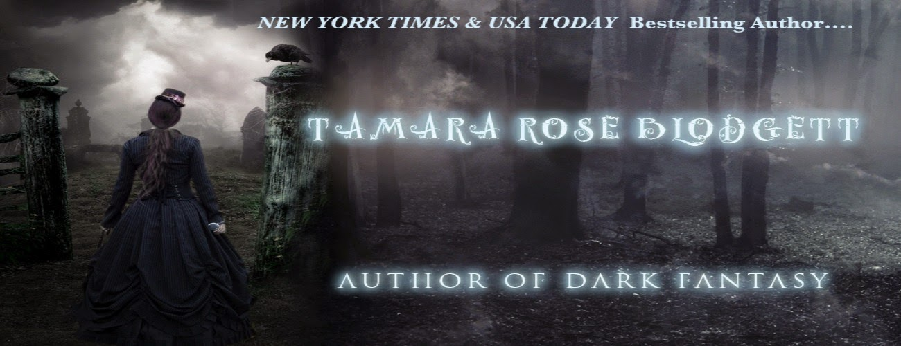 NYT bestselling Author of Dark Fantasy....