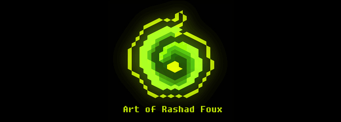 Rashad's Art Web Log