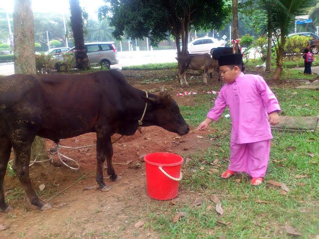 Raya Korban di Putrajaya