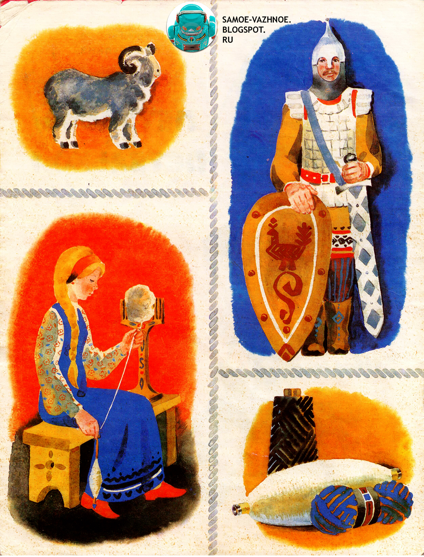 Книга вязание спицами СССР