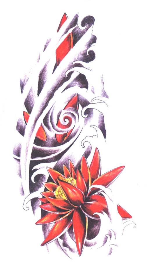 Sketch Tattoos Rose, Flowers Tattoos Part 3
