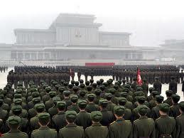 Exército em formação
