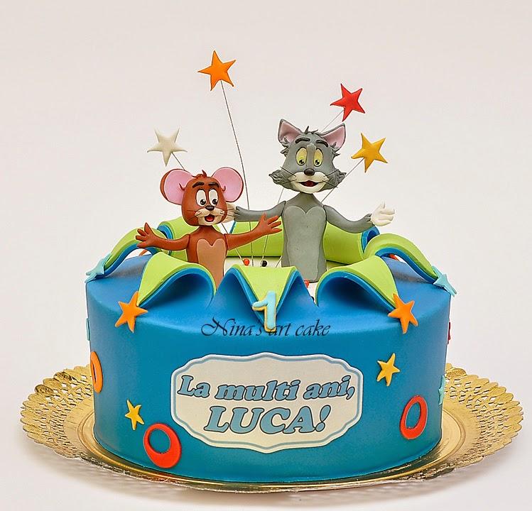 "Tort ""Tom & Jerry"""