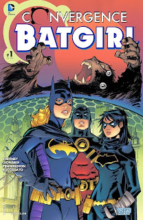 Cover of Convergence Batgirl #1 from DC Comics