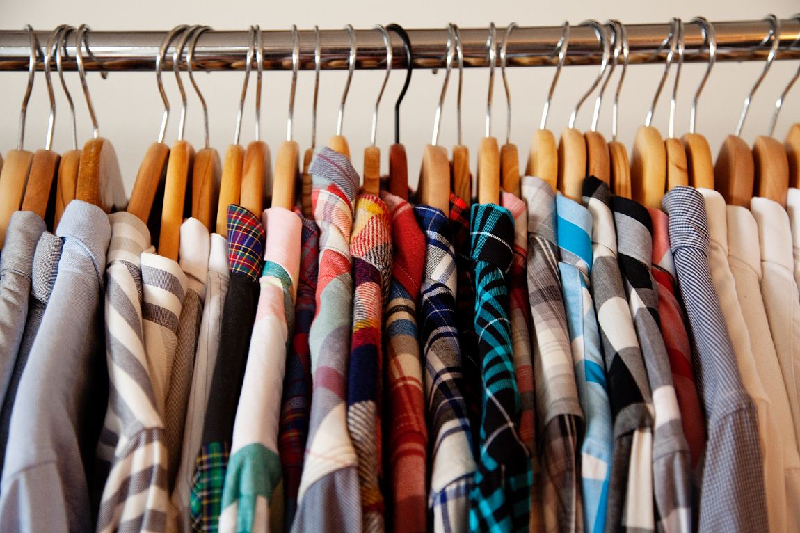 I Am In Love With These Hanging Wardrobe And Standing Racks They Add A Touch Of Style Are Lot More Exciting Then Built