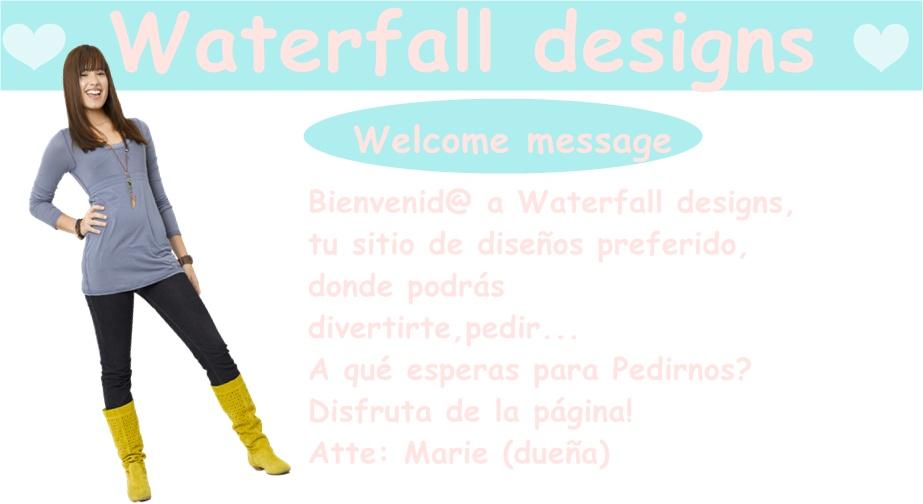 .: Waterfall Designs :.