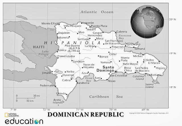 estructura tendencia tierra rep dominicana: