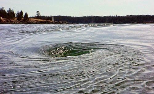 Maior redemoinho do mundo - Greater Swirl world