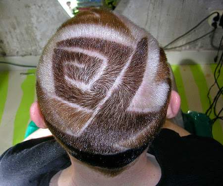 craziest weird hairstyles and haircuts