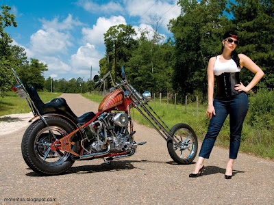 motos-chopper-chicas-custom-wallpaper