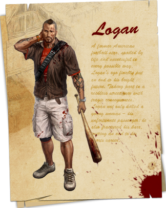 Dead Island - Logan Carter