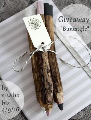 Give Away bei niwibo