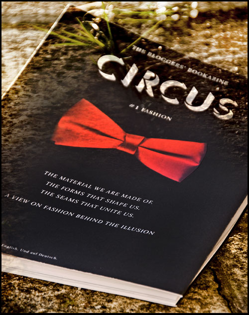 Psynopsis Circus The Bloggers' Bookazine