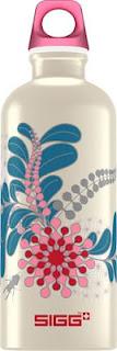 sigg gourde design beauty blossom 0,6L