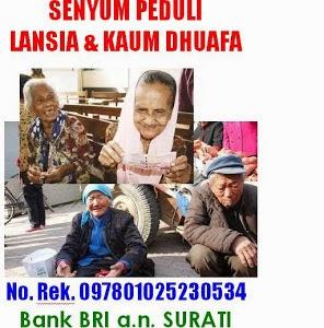 Peduli Pada Kaum Lansia & Dhuafa