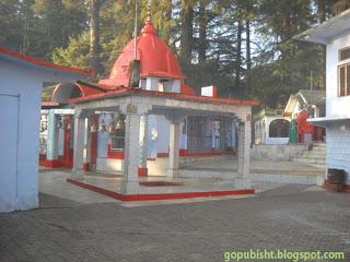 Haat-Kalika-Gangolihat