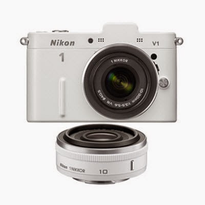 Buy Nikon 1 V1 10.1MP DSLR with 10-30 mm Kit Lens for Rs.19999 at Flipkart