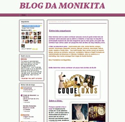 Blog da Monikita