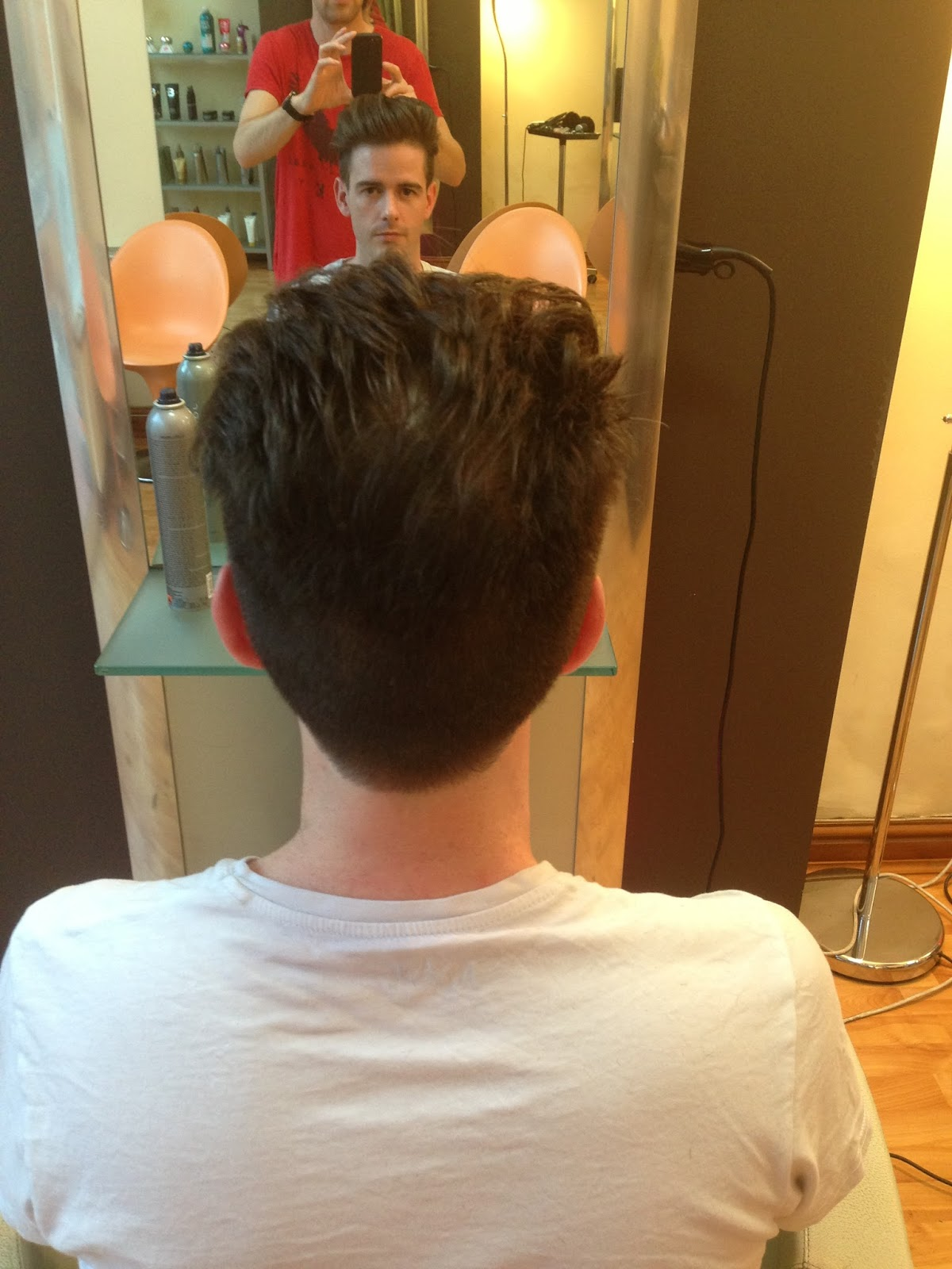 Mens Haircut Styling Chameleon 17 Cowley Rd Oxford Walk In Mens
