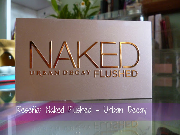 Reseña: Naked Flushed de Urban Decay