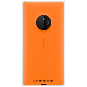 Nokia Lumia 830 (rear)