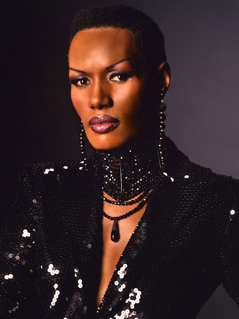 Grace Jones biography book