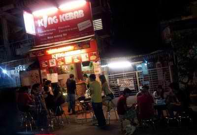 Độc đáo bún măng bò kiểu Pháp tại King Kebab, món ngon sài gòn, địa điểm ăn uống 365
