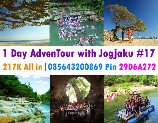 1 Day AdvenTour with Jogjaku #17