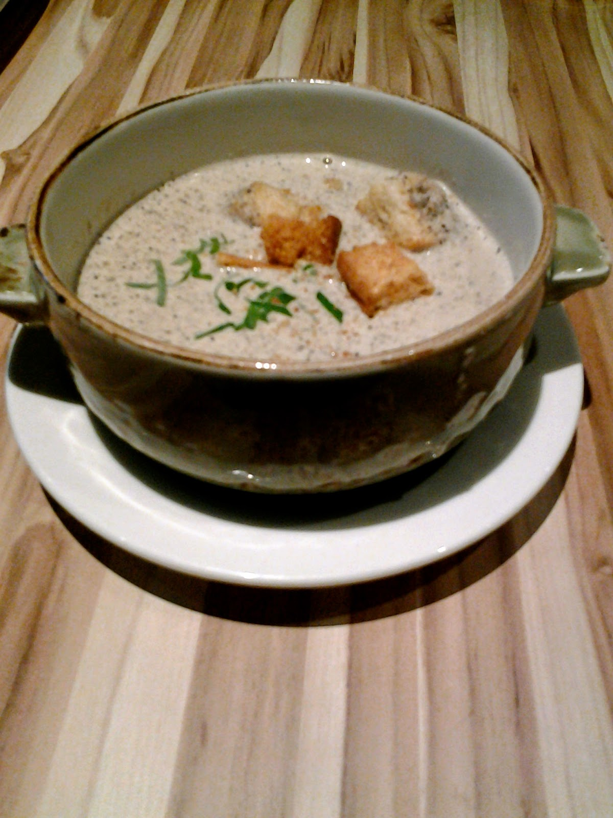 Poulet Country Side Mushroom Soup Singapore