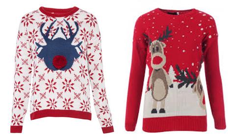 tendencia jerseys de renos