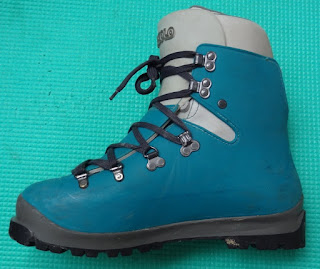 Plastic Boots for Mountaineering