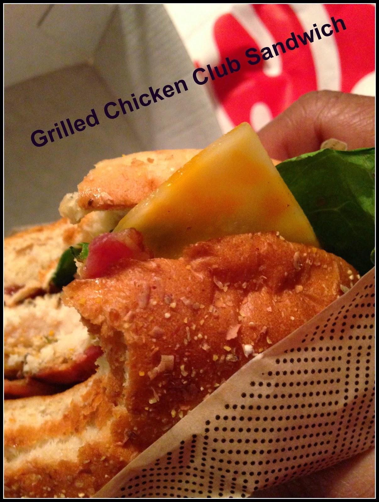 Chick Fil A Grilled Chicken Tasting Party