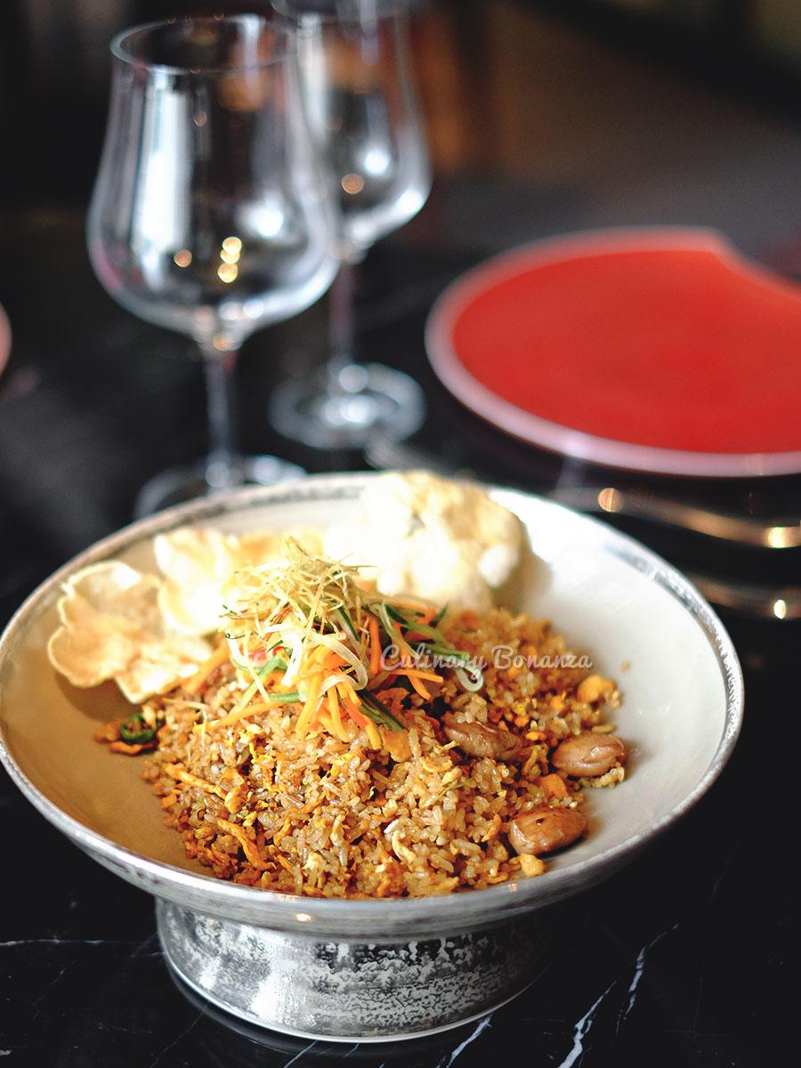 Nasi Goreng Kampung - 1945 Indonesian Fine Dining (www.culinarybonanza.com)