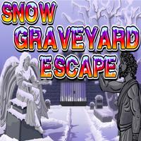 Juegos de escape Snow Graveyard Escape