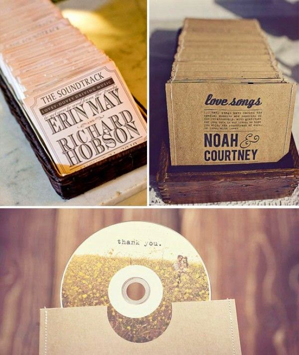 regalos originales para los invitados de tu boda