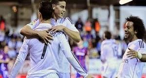 Aibar 0 x 4 Real Madrid: Veja os gols da partida