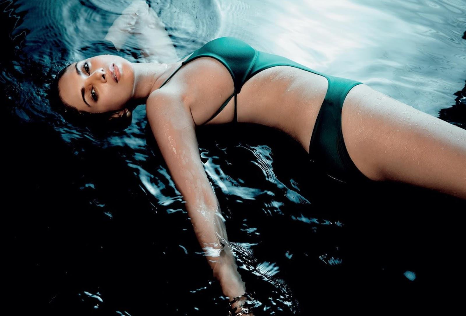 aditi rao hydari swimsuit wallpaper