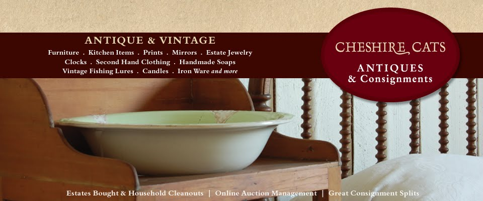 Cheshire Cats Antiques and Consignments
