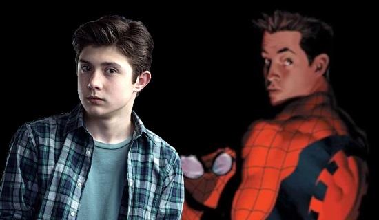 MATEUS WARD, ¿EL NUEVO PETER PARKER?