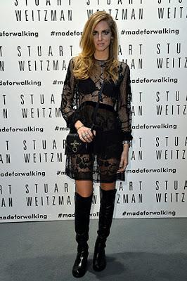 Stuart Weitman, Zaha Hadid, Kate Moss, flagship store,