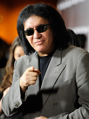 Gene Simmons Makes The 20 Richest Musicians Of All Time List