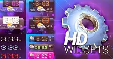 HD Widgets v4.0.1 apk