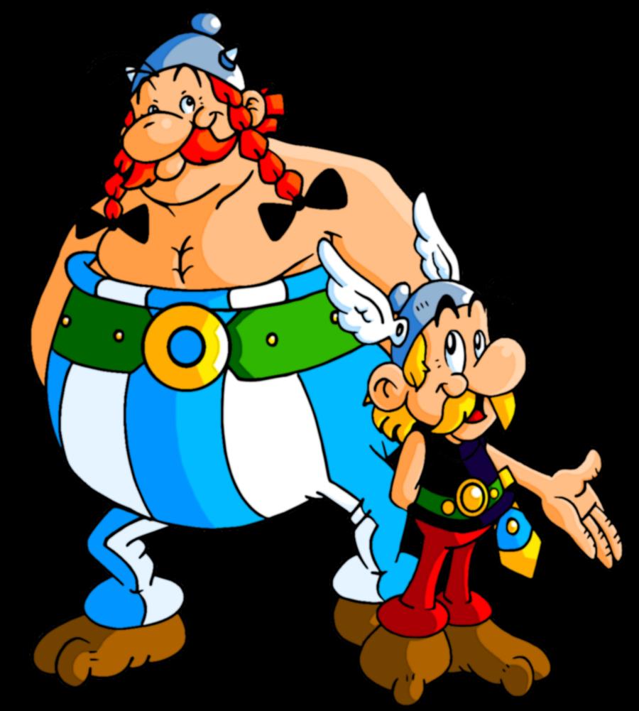 Kumpulan Gambar Asterix & Obelix | Gambar Lucu Terbaru