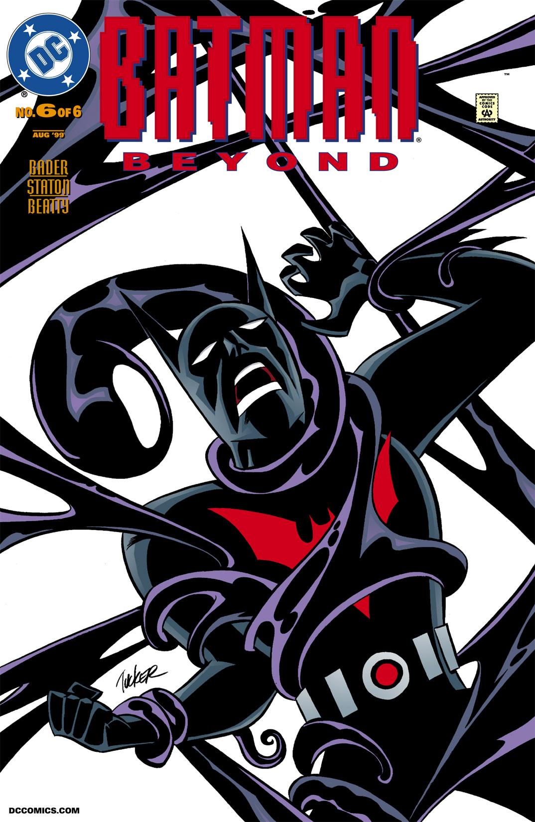 Batman Beyond [I] 6 Page 1